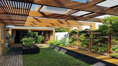 بررسی تاثیر معماری سبز بر توسعه پایدار معماری و شهرسازی(نمونه موردی: طراحی رستوران سبز) (بخش اول)