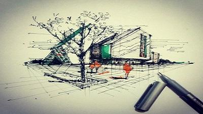 مفهوم آفرینی در روند طراحی معماری